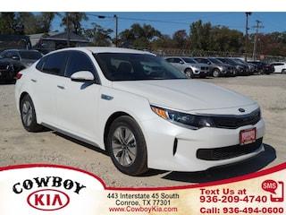2017 Kia Optima Hybrid Base Sedan For Sale in Conroe, TX