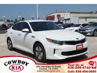 2018 Kia Optima Hybrid Premium Sedan For Sale in Conroe, TX