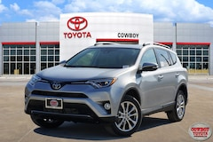 New 2018 Toyota RAV4 Limited SUV in Dallas, TX