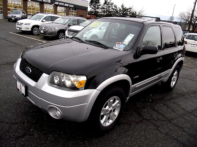 2007 Ford Escape XLT - Low K, One Owner! SUV