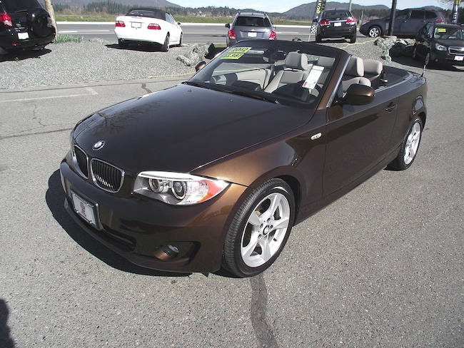 2012 BMW 128I (A6) Convertible
