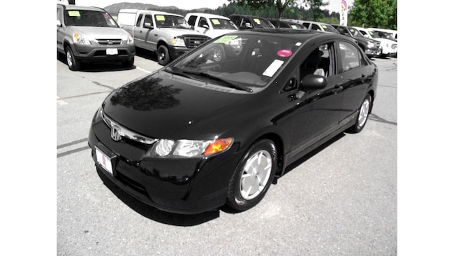 2008 Honda Civic DX-G - Great Price On Low K Vehicle!! Sedan