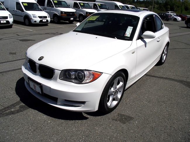 2009 BMW 1 Series 2dr Cpe 128i - Low K!! Coupe