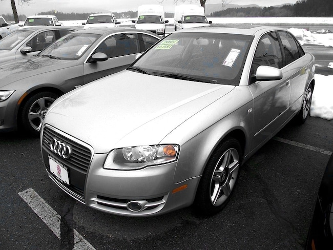2007 Audi A4 2.0T (A6) Quattro=AWD! Sedan