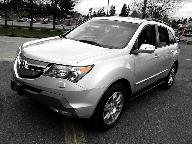 2009 Acura MDX Elite Pkg AWD - New 4 Season Tires - Seating For 7 SUV