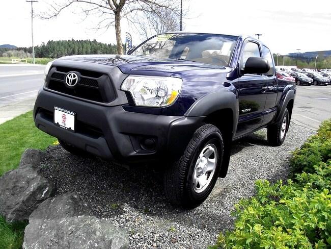 2012 Toyota Tacoma 4WD Access Cab I4 Auto Truck