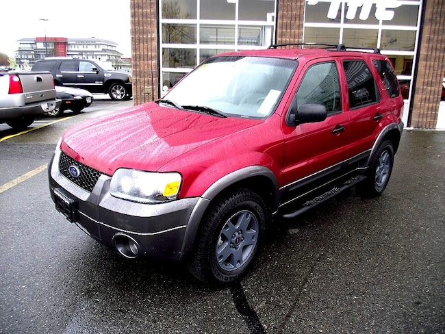 2006 Ford Escape XLT FWD SUV