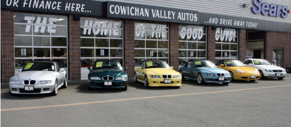 About Cowichan Valley Autos - Good guys used cars