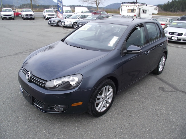 2010 Volkswagen Golf 2.5L Highline Hatchback Hatchback