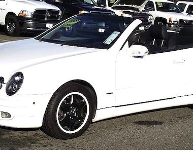 2001 Mercedes-Benz CLK-Class 320 New Tires Only 67, 700K! Convertible
