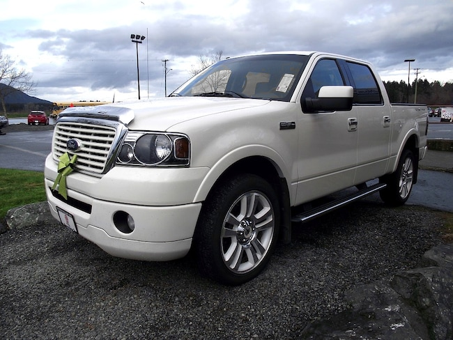 2008 Ford F-150 Lariat/Limited Truck Crew Cab