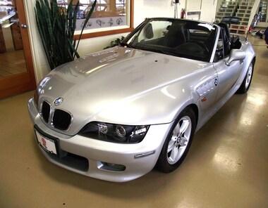2002 BMW Z3 Rare European Spec 2.2 Litre - New Tires & Low K!! Convertible