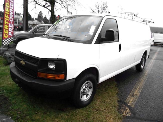 2015 Chevrolet Express 2500 1WT 155 WB - Fully Set Up! Van Cargo Van