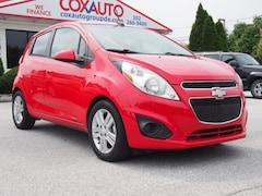 Pre-owned 2014 Chevrolet Spark LS Auto Hatchback for sale near you in Delaware