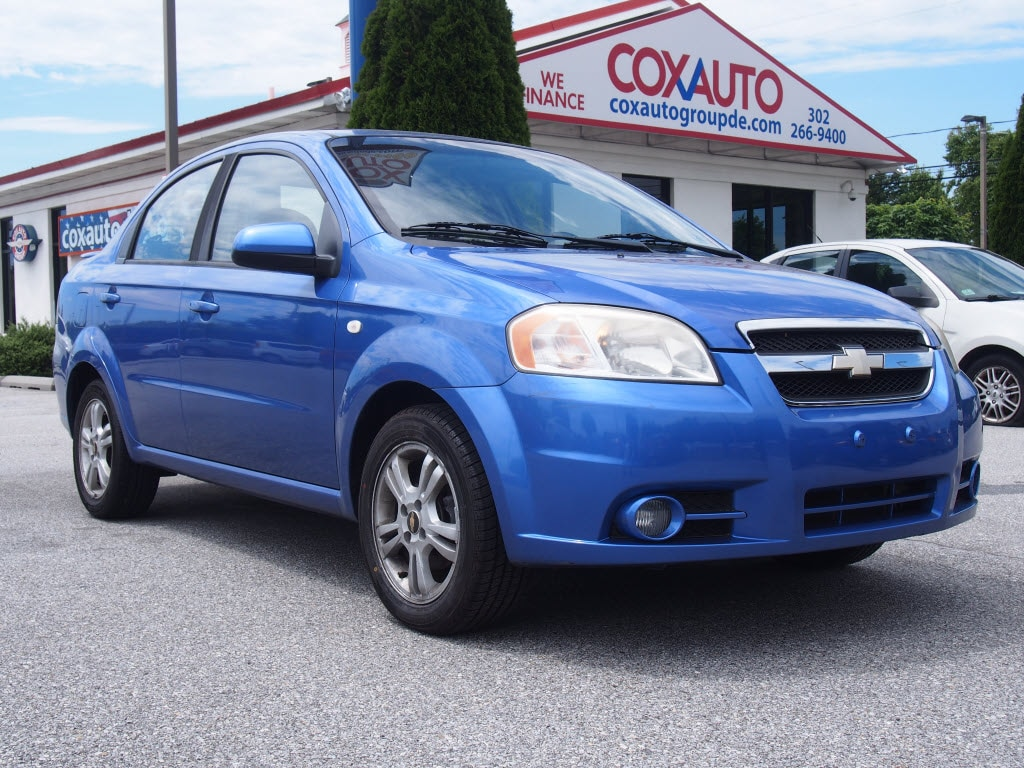 Used 2008 Chevrolet Aveo For Sale At Cox Auto Group Vin