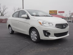 Pre-owned 2017 Mitsubishi Mirage G4 ES Sedan G19705P for sale near you in Delaware