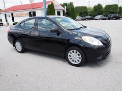 Pre-owned 2014 Nissan Versa S Sedan for sale near you in Delaware