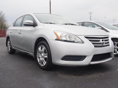 Pre-owned 2014 Nissan Sentra SV Sedan for sale near you in Delaware