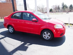 Pre-owned 2010 Chevrolet Aveo Sedan for sale near you in Delaware