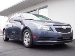 Pre-owned 2013 Chevrolet Cruze 1LT Auto Sedan for sale near you in Delaware