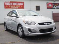 Used 2016 Hyundai Accent SE Sedan for sale near you in Delaware