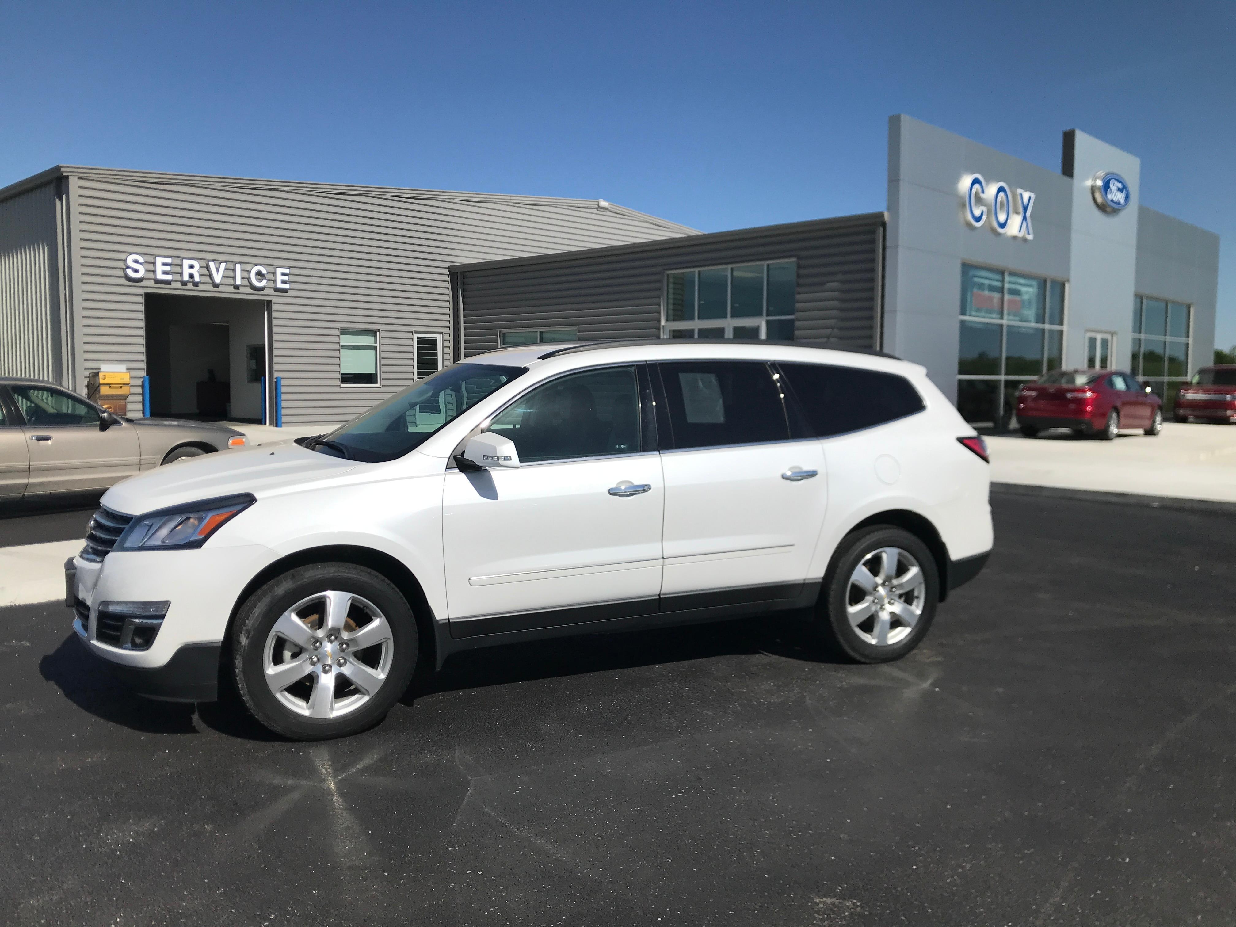 2017 Chevrolet Traverse Premier SUV