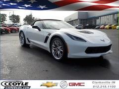 2019 Chevrolet Corvette Z06 Convertible