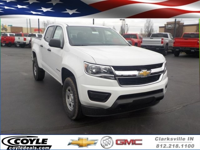 2019 Chevrolet Colorado Truck Crew Cab
