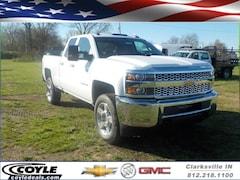 2019 Chevrolet Silverado 2500HD WT Truck Double Cab
