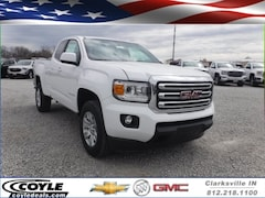 2018 GMC Canyon SLE Truck Extended Cab
