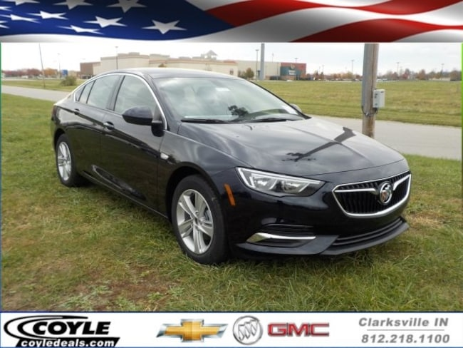 2019 Buick Regal Sportback Preferred Hatchback