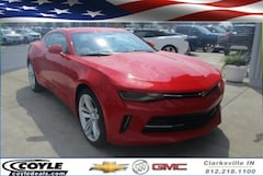 2017 Chevrolet Camaro 2LT Coupe