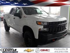 2019 Chevrolet Silverado 1500 Silverado Custom Trail Boss Truck Crew Cab