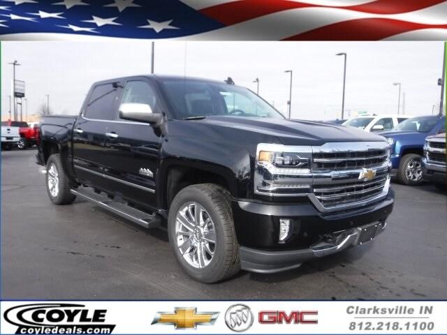 2017 Chevrolet Silverado 1500 High Country Truck Crew Cab