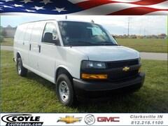 2018 Chevrolet Express 2500 Work Van Van Cargo Van