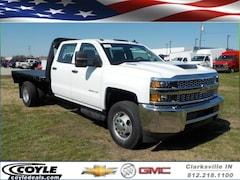 2019 Chevrolet Silverado 3500HD Chassis WT Truck Crew Cab
