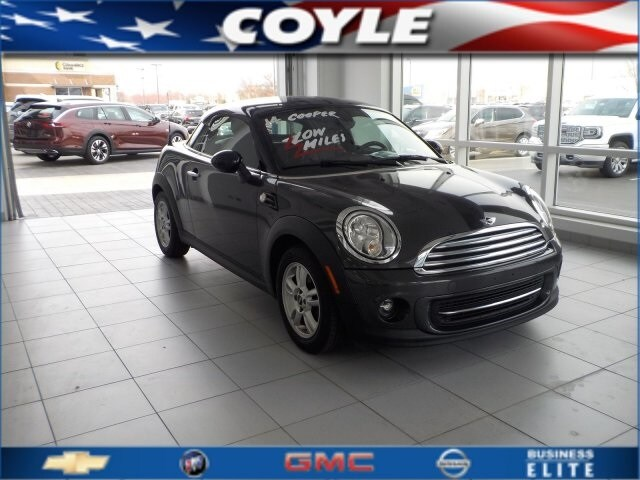 2014 MINI Coupe Cooper Coupe