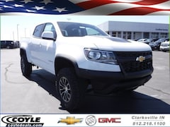 2018 Chevrolet Colorado ZR2 Truck Crew Cab