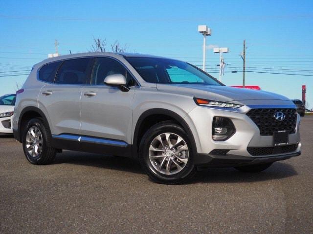 Featured New 2020 Hyundai Santa Fe SE 2.4 SUV 5NMS23AD8LH174697 for sale near you in Lynchburg, VA