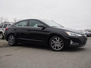 New 2019 Hyundai Elantra Limited Sedan KMHD84LF3KU812868 for sale near you in Lynchburg, VA