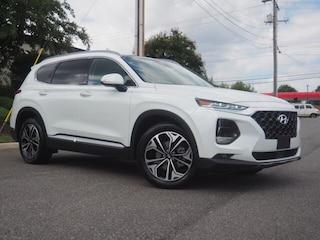 New 2020 Hyundai Santa Fe SEL 2.0T SUV 5NMS3CAA2LH154514 for sale near you in Lynchburg, VA
