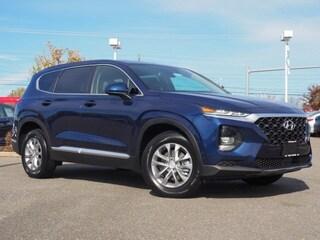 New 2020 Hyundai Santa Fe SE 2.4 SUV 5NMS2CAD9LH193162 for sale near you in Lynchburg, VA
