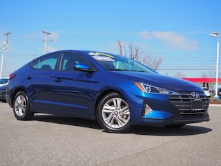 Used 2019 Hyundai Elantra SEL Sedan for sale near you in Lynchburg, VA