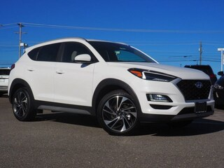 New 2020 Hyundai Tucson Sport SUV KM8J3CAL1LU168714 for sale near you in Lynchburg, VA