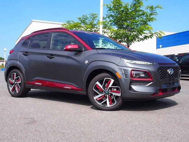 Featured New 2019 Hyundai Kona Iron Man SUV KM8K53A51KU311627 for sale near you in Lynchburg, VA