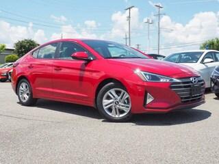 New 2020 Hyundai Elantra SEL Sedan KMHD84LF7LU906382 for sale near you in Lynchburg, VA