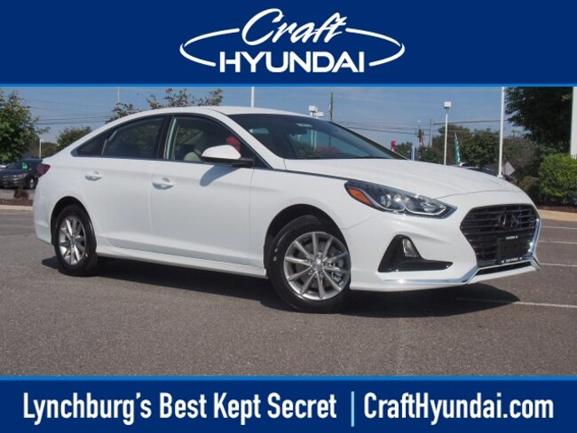 new Hyundai vehicle 2019 Hyundai Sonata SE Sedan for sale near you in Lynchburg, VA
