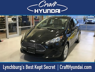 Bargain Used 2015 Ford Fiesta SE Sedan for sale near you in Lynchburg, VA