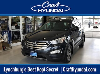 Certified Pre-Owned 2015 Hyundai Santa Fe Sport 2.4L SUV for sale near you in Lynchburg, VA