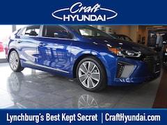 2019 Hyundai Ioniq Hybrid Limited Hatchback KMHC05LC3KU142026